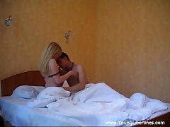 Teenager hook-up in be passed on morning