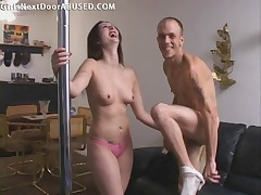 Stripper turns into superslut
