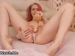 All-Natural Redheads Naughty Raw..