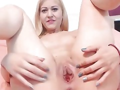 Rock-hard assfuck of amateur duo in..